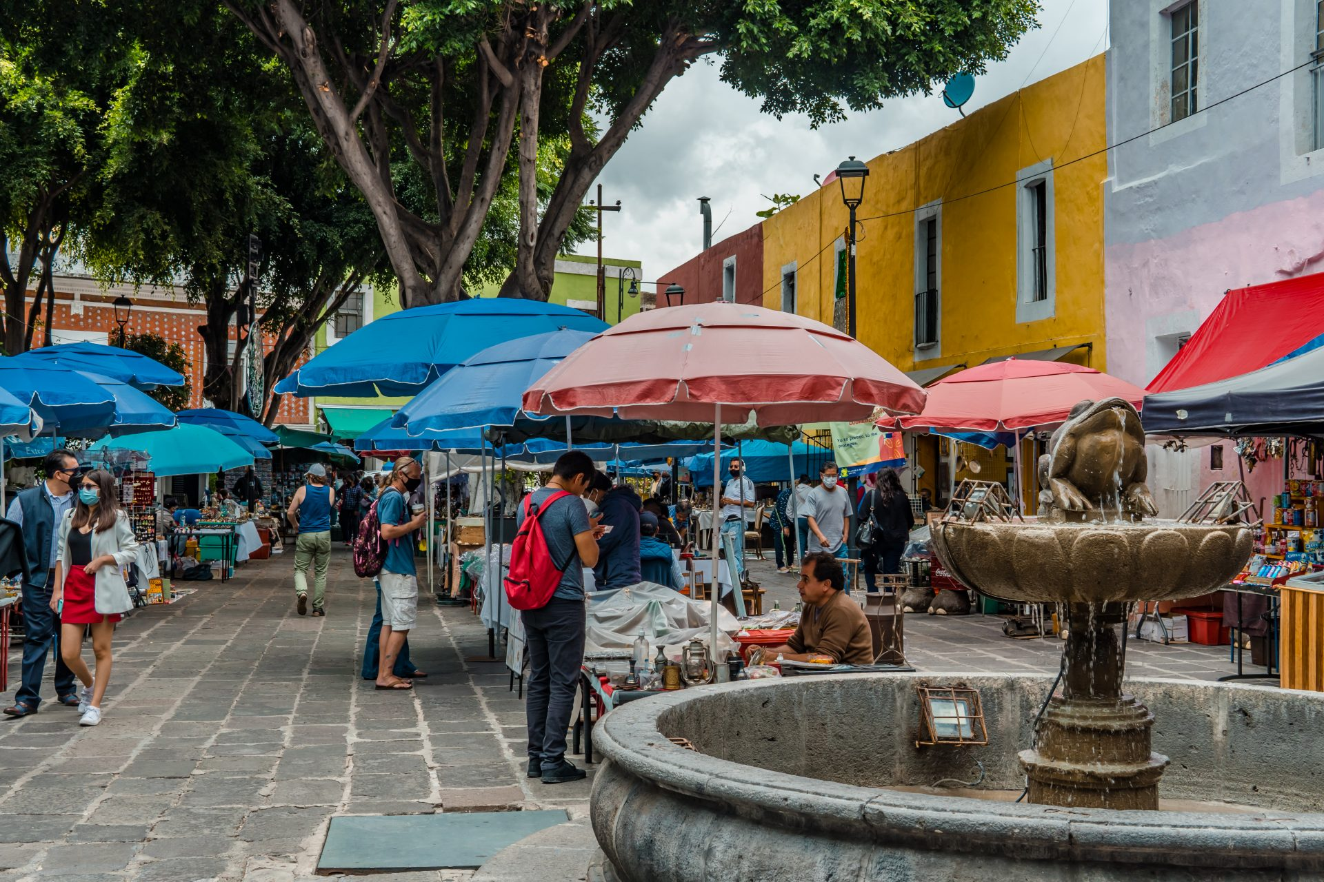 Best Things to do in Puebla, Mexico - Los Sapos Market