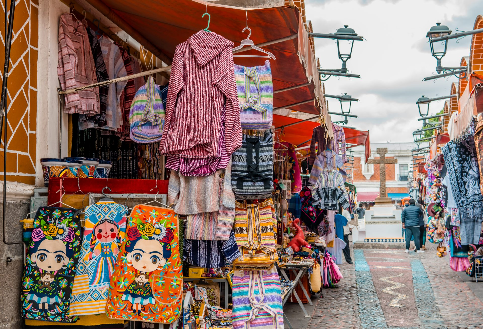 Best Things to do in Puebla, Mexico - Parian handicraft Market